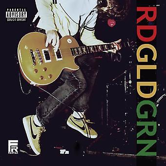 Rdgldgrn - Red Gold Green LP [CD] USA import