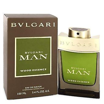 Bvlgari Man Wood Essence Eau De Parfum Spray (Tester) By Bvlgari 2 oz Eau De Parfum Spray