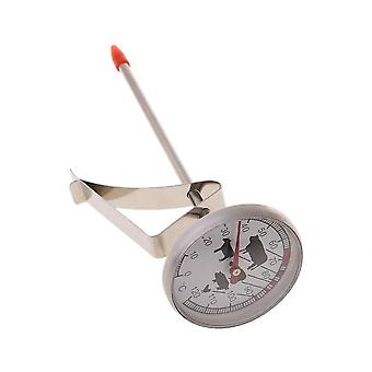 Stainless Steel Instant Read Probe -thermometer Bbq Food Cooking Meat Gauge