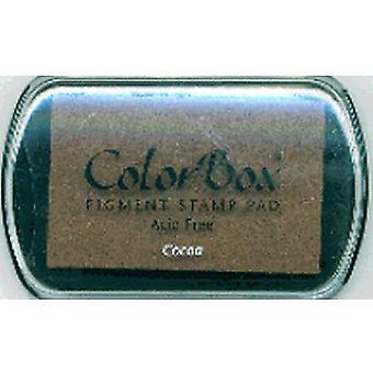 Clearsnap ColorBox Pigment Muste Täysikokoinen kaakao