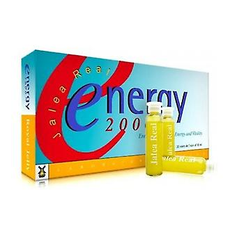 Energy 2000 Royal Jelly 20 ampoules