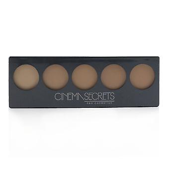Ultimate foundation 5 in 1 pro palette # 500 a series (licht tot medium roze beige ondertonen) 248901 -