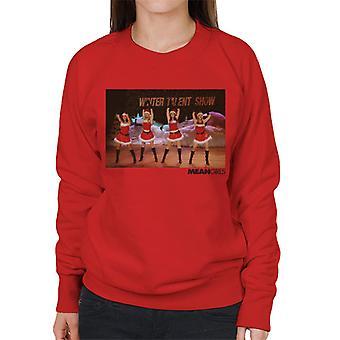 Mean Girls Christmas Winter Talent Show Women's Sweatshirt
