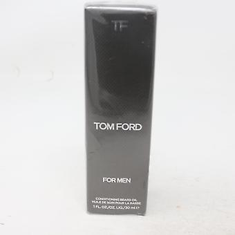 Tom Ford For Men Conditioning Beard Oil  1oz/30ml New With Box