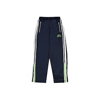 Lonsdale Two Stripe Woven Jogging Pants Junior Boys