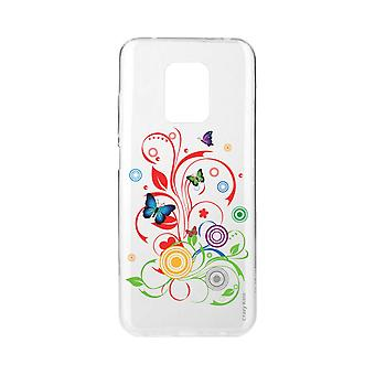 Hull For Xiaomi Redmi Note 9 Pro Supple Butterflies And Circles