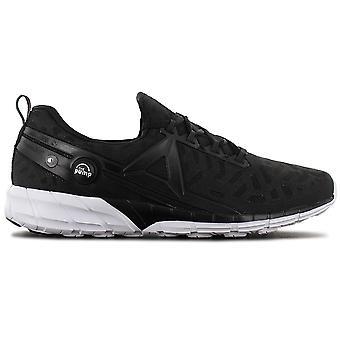 ريبوك مضخة Zpump فيوجن 2.5 - أحذية الرجال الأسود AR0091 أحذية رياضية أحذية رياضية