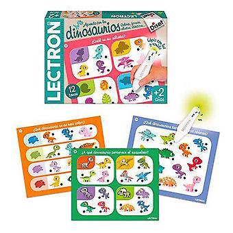 Educational Game Lectron Diset Selection (ES)