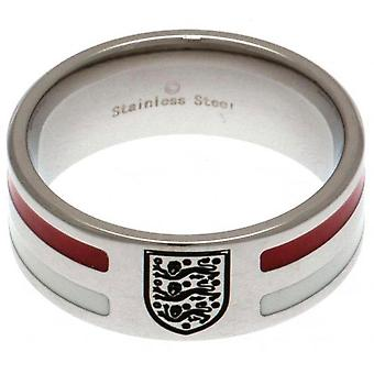 England FA Colour Stripe Ring