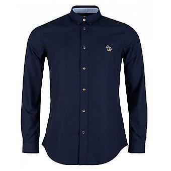 Paul Smith Long Sleeve Oxford skjorte