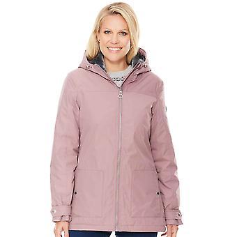 Regatta Wo's Bergonia II Waterproof Taped Seams Insulated Hooded Jacket