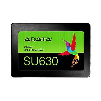 ADATA 240GB في نهاية المطاف SU630 SSD, 2.5 & نقلاً عن, SATA3, 7mm, 3D QLC NAND, R/W 520/450 MB/s, 65K IOPS