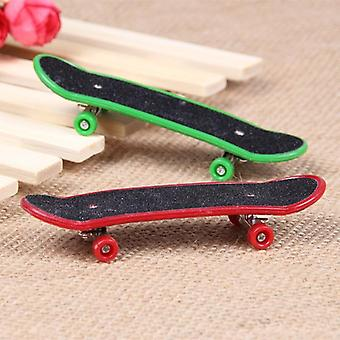 Finger Skateboard Professional Type Bearing Wheels Skid Pad Maple - Mini Skateboard Stent Wheel Fingerboard Toys