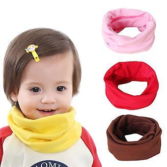 Baby-Schal, Herbst & Winter O Ring Kragen