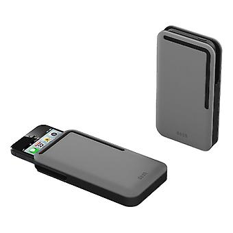 Dosh Syncro iPhone 5/5S Wallet - Alloy