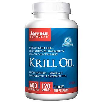 Jarrow Formulas Krill Oil, 120 Softgels