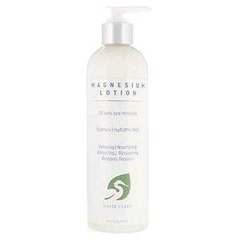 White Egret Magnesium Lotion, 12 Oz