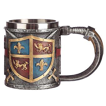 Collectable Decorative Coat of Arms Tankard