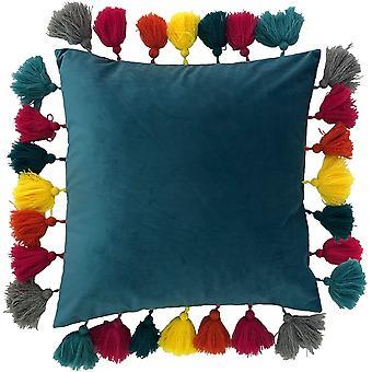 Riva Home Ceylon Velvet Cushion Cover