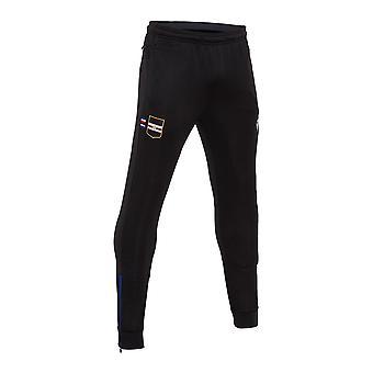 2020-2021 סמפדוריה מכנסי נסיעות (שחור)