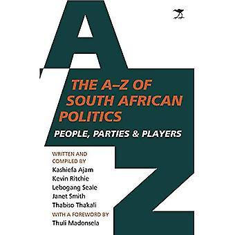 Etelä-Afrikan politiikan A-Z: Ihmiset, puolueet ja toimijat