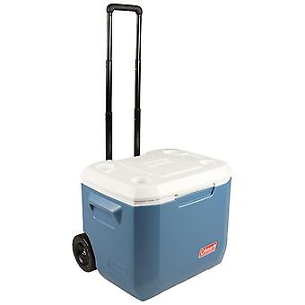 Coleman blue 50qt xtreme wheeled camping cooler 47L