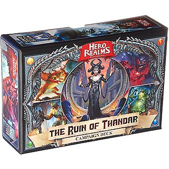 Hero Realms The Ruin of Thandar Expansion Game (Single unit)