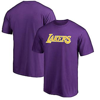 Los Angeles Lakers T-shirt Sports Top DX008