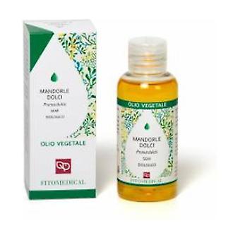 Sweet Almond Vegetable Oil 100 ml of essential oil