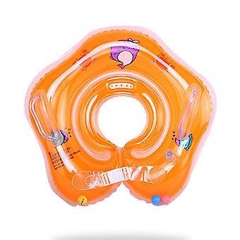 Uszoda Baby Pool felfújható gyűrű baba nyak felfújható kerekek újszülöttek