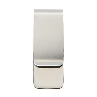 Cartão de crédito metal de aço inoxidável clipes carteira masculino clipe dinheiro / grampo de dinheiro