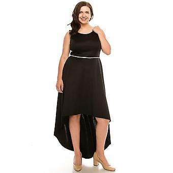 Un vestido alto vibrador glamuroso
