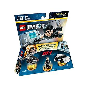 LEGO 71248 Mission: Impossible Level package