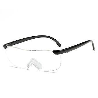 Iso visio, silmälasit Lukulasit Kannettava Suurennus silmälasit
