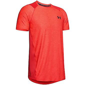 Under Armour MK-1 Short Sleeve Mens T-Shirt Running Top 1323415 646