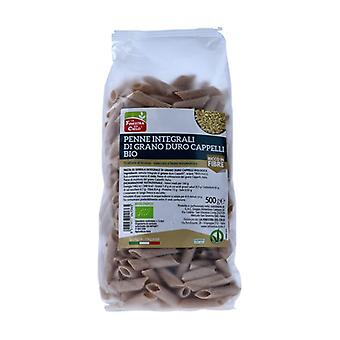 Organic Cappelli durum wheat wholemeal penne 500 g