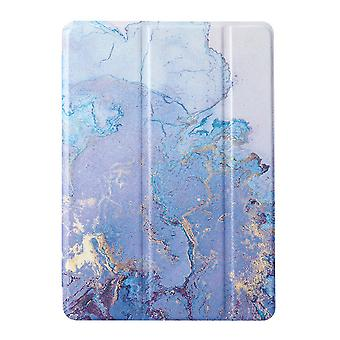 Marble Printed Pu Leather Smart Cover For Ipad 2/3/4