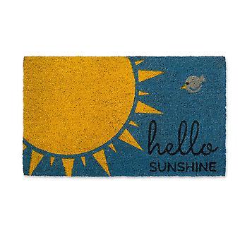 Zerbino Dii Hello Sunshine