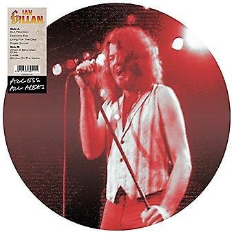 Ian Gillan - Access All Areas (Picture Disc) Vinyl
