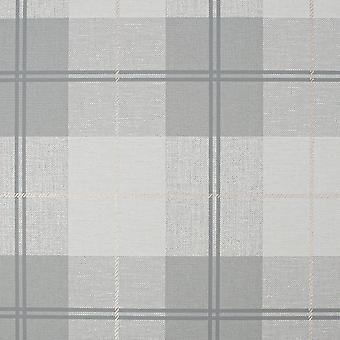Heritage Tweed Grey Wallpaper