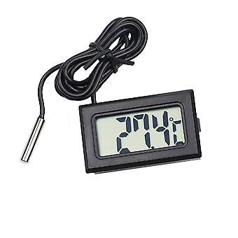 Termômetro Digital Mini Lcd de umidade de temperatura ao ar livre