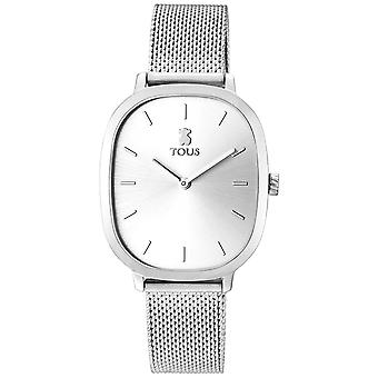 Tous watches heritage watch for Women Analog Quartz with stainless steel bracelet 900350390
