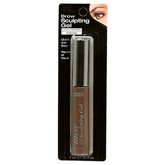 Ardell Professional Brow Sculpting Gel - Light Brown 7ml - Long Lasting Formula