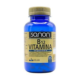 B12 vitamin 120 capsules