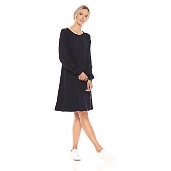 Brand - Daily Ritual Kvinder 's Supersoft Terry Afslappet Sweatshirt Dress