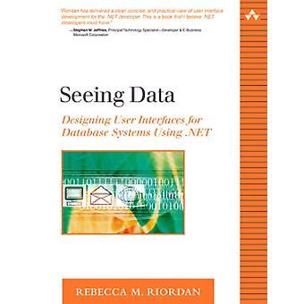 رؤية البيانات - تصميم واجهات المستخدم لأنظمة قواعد البيانات باستخدام .NE