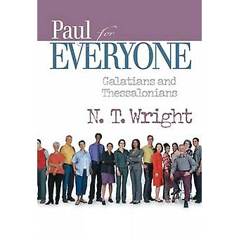 Paul for Everyone-tekijä N. T. Wright - 9780664227852 Kirja