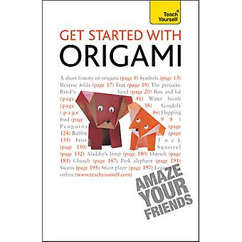Get Started with Origami by Robin Harbin - 9781444103762 Book