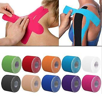 Kinesiology athletic tape for sport recovery