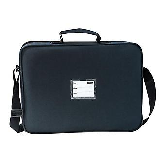 Briefcase real madrid c.f. 19/20 navy blue (6 l)